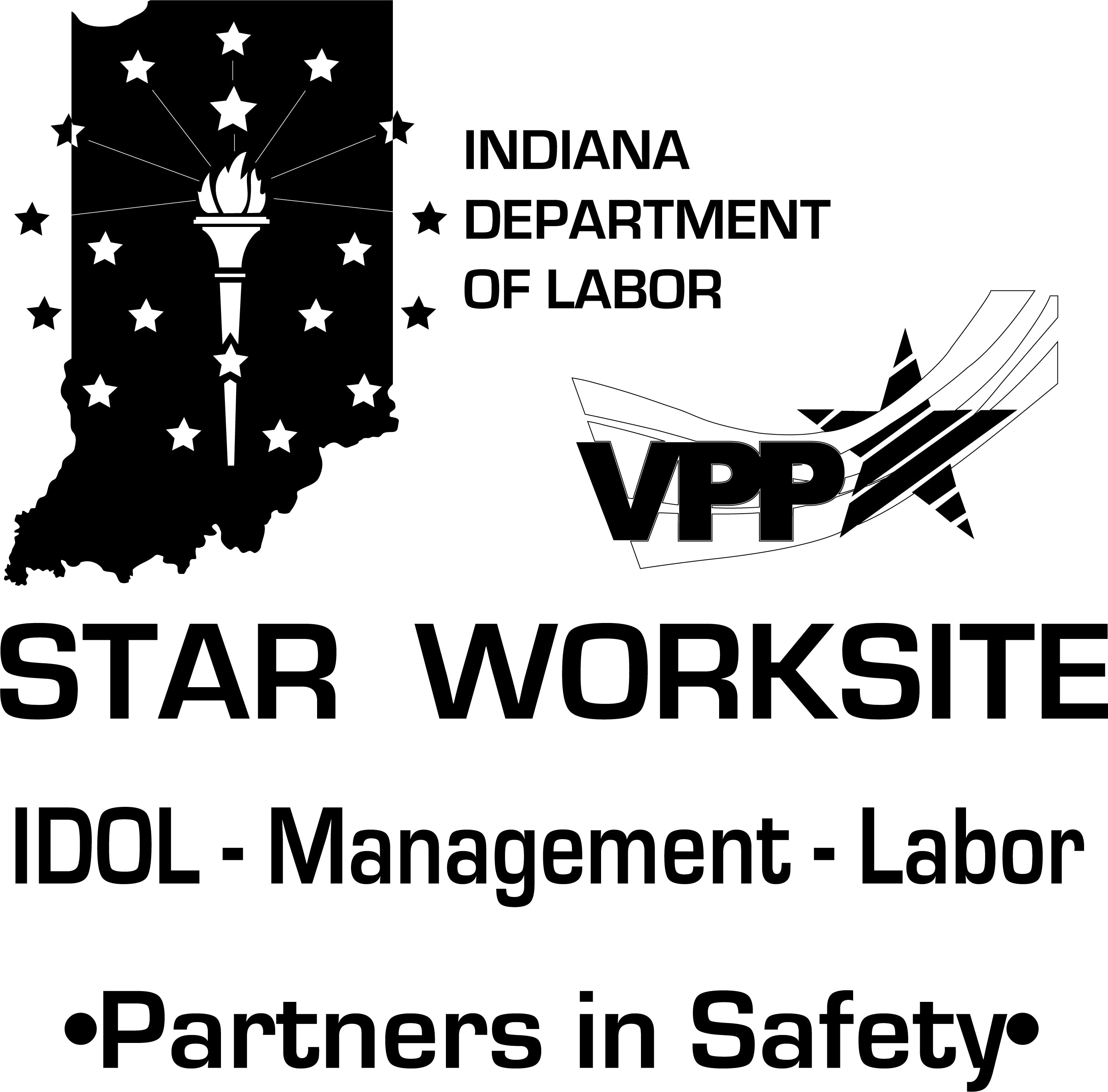 21V1 Indiana Star Worksite