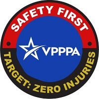 33V - VPPPA Safety First-Target Zero Logo