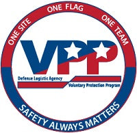 39V - VPP DLA One Flag Site Team Logo