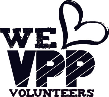 45V1 Previous VPP We Love Volunteers Logo