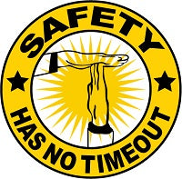 7S - Safety Has No Timeout Logo