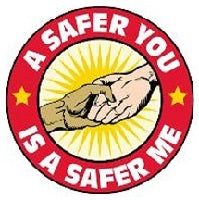 9S - Safer You Safer Me Logo