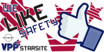 We Like Safety Banner - #224542