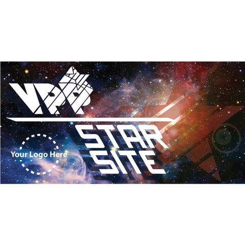 Galaxy Star Site Banner - #224963