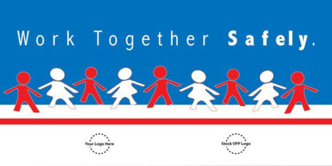 Work Together Banner  - #403396B