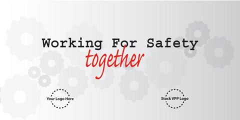 Working Together Gear Banner - #224978