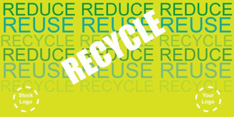 Recycle Banner - #225100