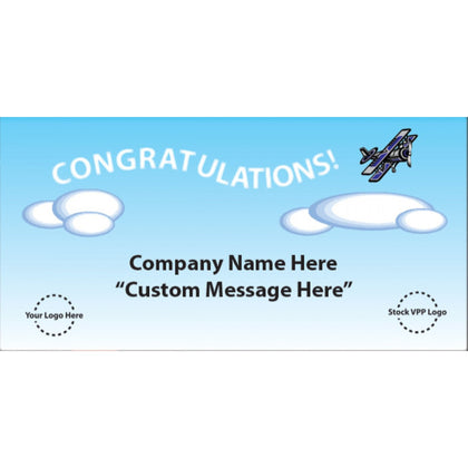 Congratulations Cloud Banner - #225110