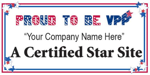 Proud To Be A Star Site Banner - #403387B