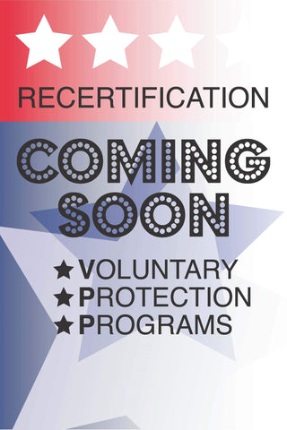 VPP Coming Soon Recertification Poster - #225254