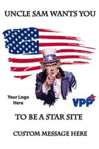 Uncle Sam Wants You Star Site Poster  - #403391P