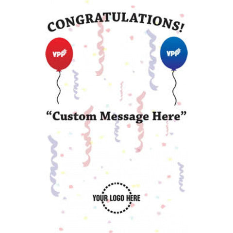 Congratulations Balloon Poster - #403370P