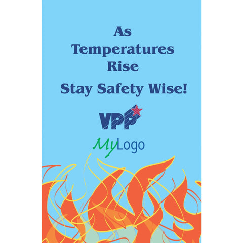 SAFETY WISE  Banner - #225295B