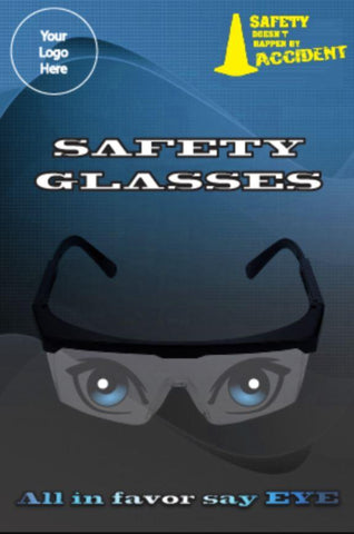 Safety Glasses Poster - #403378P