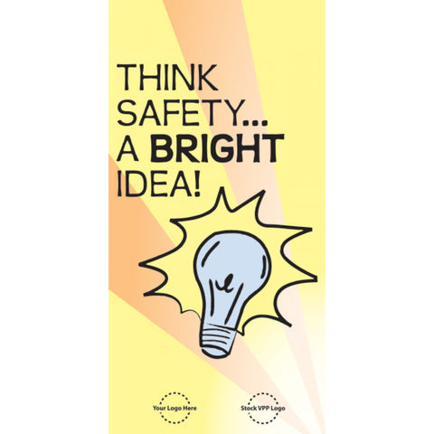 Bright Idea Safety Poster - #225318