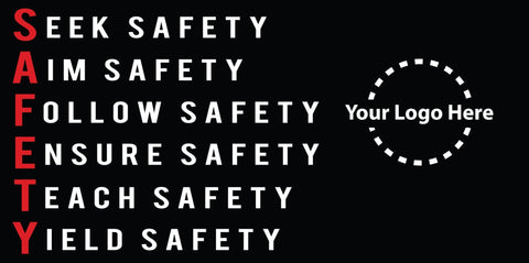 Safety Acronym Banner - #225415