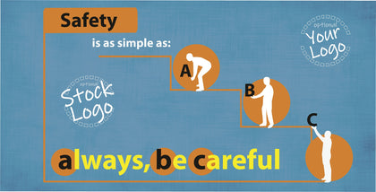 ABC's Of Safety Banner - #402791