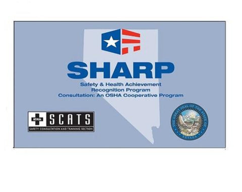 Nevada SHARP Site Banner - #400400