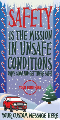 Safety Mission Poster - #400865P