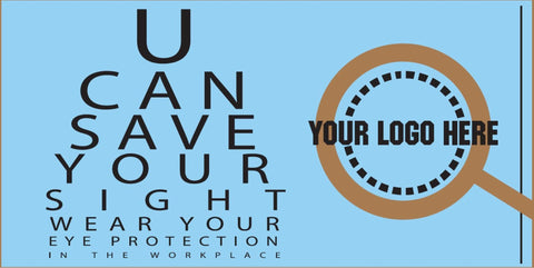Save Your Sight Banner - #401135B