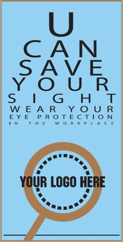 Save Your Sight Poster - #401135P
