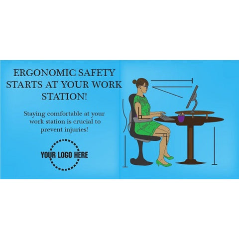 Ergonomic Safety Banner  - #401204B