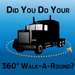 Truck 360 Walk Around Poster - #401410P