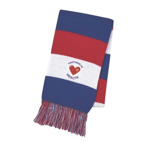 Patriotic Knit Scarf - #401829