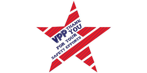 VPP Star THANK YOU Banner - #4021829V