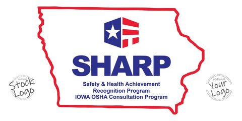 IOWA SHARP Banner  - #402856