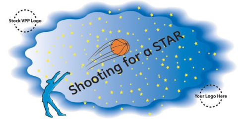 Shooting For A Star Banner - #402945B