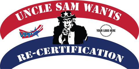 Uncle Sam Banner - #402948B