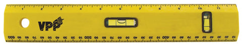 Ruler and Level Combo w/VPP Logo - #402988