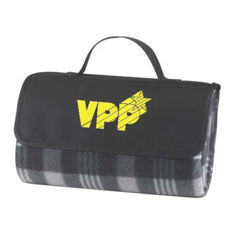 Park Fleece Blanket w/VPP Logo - #403123