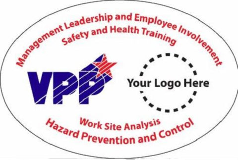 Elements of VPP Hard Hat Decal Full Color - #403145