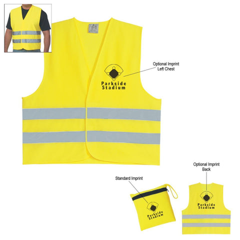 Reflective Safety Vest - #403154