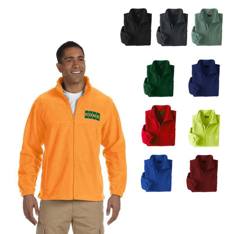 Men's 8 Oz. Full-Zip Fleece Jacket - #403300