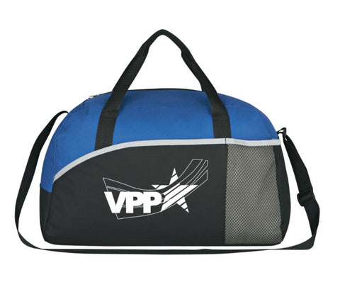 Executive Suite Duffel Bag w/ Choice of OSHA or Work Smart Logo - #400012