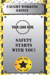 Caught Working Safely Poster - #401131P