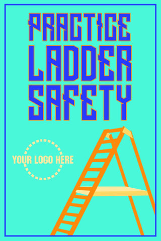 Fall Ladder Poster - #401278P