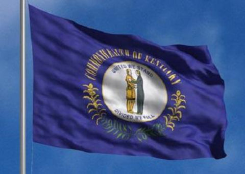 Kentucky Outdoor State Flag - #402807