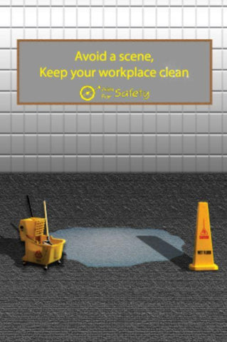 Workplace Clean Poster  - #403397P