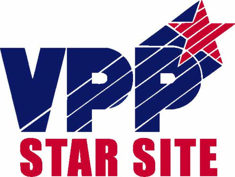VPP Star Site Door Decal - #403031