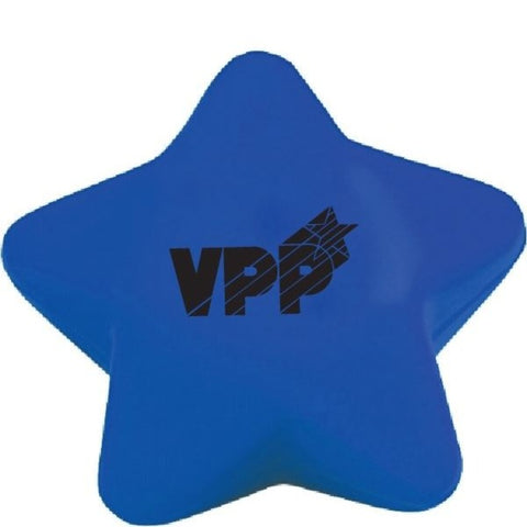 Star Stress Reliever w/VPP Logo - #403022