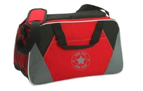 Trophy Duffel w/ Work Safe Logo - #401282