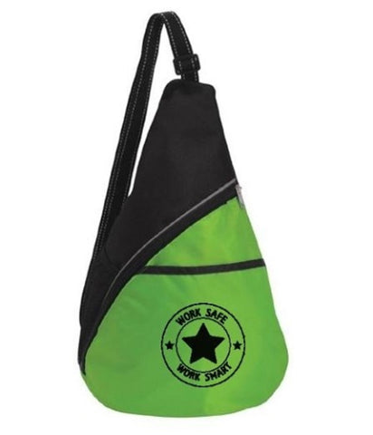 Daytrip Sling Pack w/Work Safe Logo - #401281
