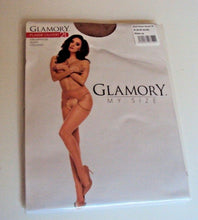 Load image into Gallery viewer, Glamory Plaisir Ouvert 20 Suspender tights Style 50121 Makeup Sizes M to 4XL
