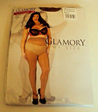 Load image into Gallery viewer, Glamory 50222 Satin 20 XT Supersize tights Extended Sizes 5XL-7XL and 8XL-10XL