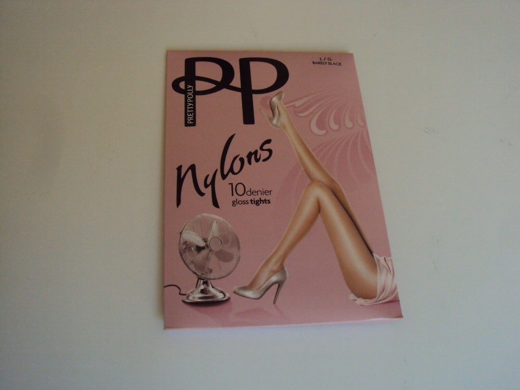 Pretty Polly 10 denier gloss Tights (Pantyhose)  Style PNAF83/PPAF83