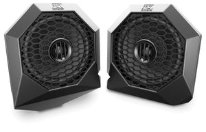Mtx Two Speaker Polaris Rzr Audio System